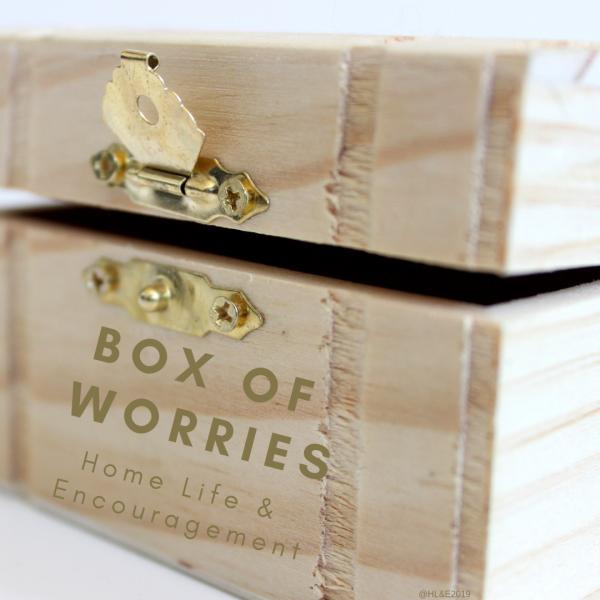 Box of Worries